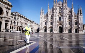 13/2020 – Gli effetti del lockdown sulla qualità dell'aria a Milano e in Lombardia